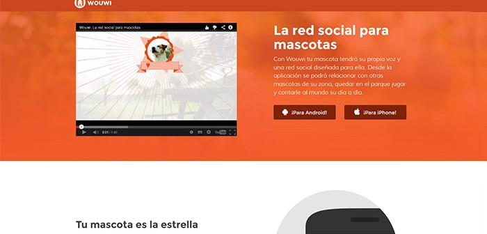 Wouwi, red social para mascotas