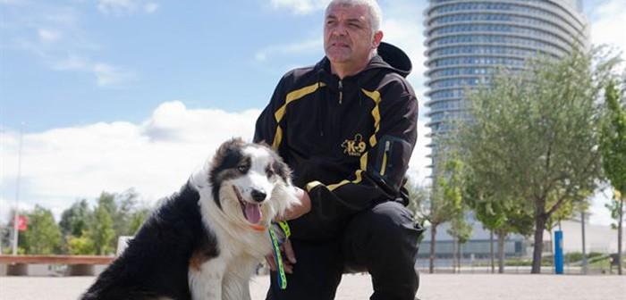 Perro antiveneno en Zaragoza