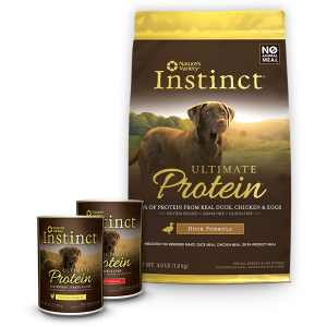 Instinct pienso premium para perros